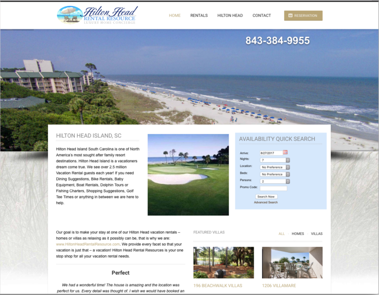 Hilton Head Rental